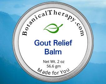 Gout Balm