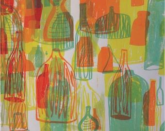 Hand-pulled Silkscreen Prints