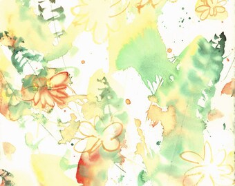 Fresh Pick  No.363, 11x15, original watercolor