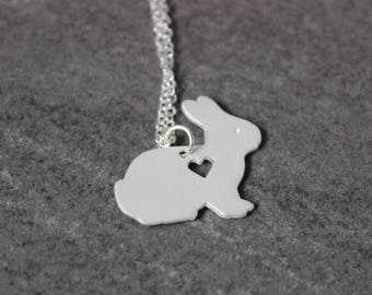 rabbit chain with name