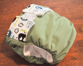 Kahleb Cloth Diaper Pattern