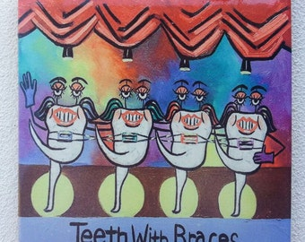 Teeth With Braces!