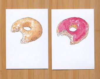 Double Doughnut Card Pack