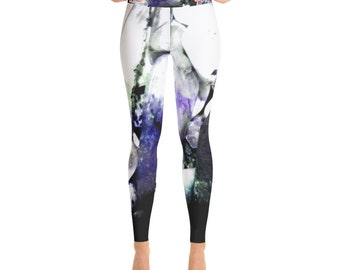 Crystal Kit Yoga Leggings