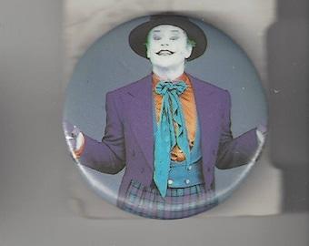 Batman Dapper Joker Pinback Button