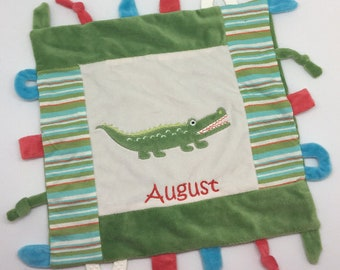 Baby boy gift etsy baby boy gift personalized baby gift boy blanket with tags tag minky blanket negle Choice Image