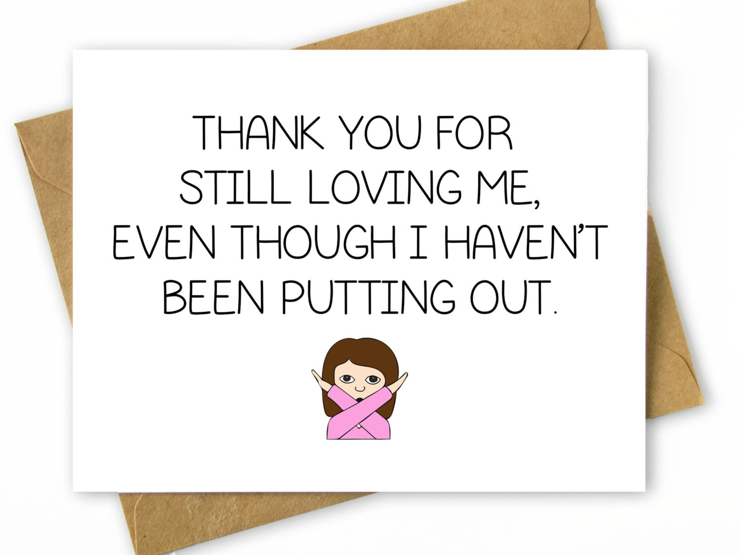 Funny Anniversary Card For Boyfriend Or Husband Funny