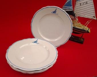 & Nautical dishes   Etsy