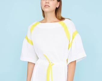 Clutch pattern dress by dpstudio 905
