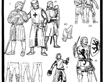 Period Patterns Medieval