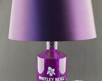 Whitley Neill Rhubarb & Ginger Table Lamp