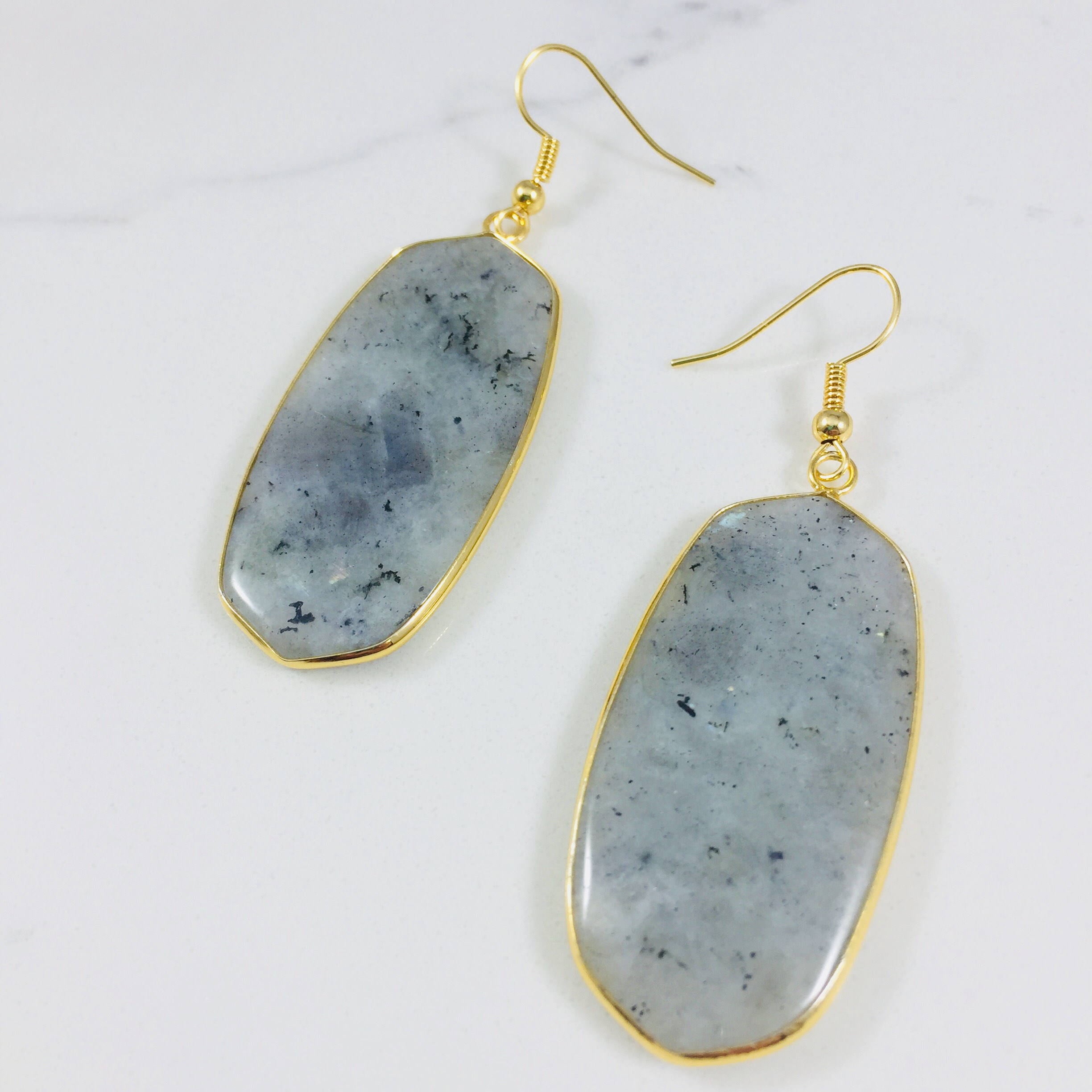 earrings product shipping quartz michael valitutti today onyx and gold silver watches labradorite green smoky overstock over free jewelry