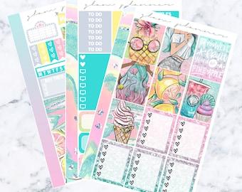 Fineapple Essentials Sticker Kit