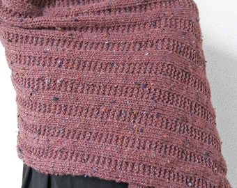 Rectangular Shawl ' Elegance '