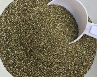 Organic Seaweed Kelp Meal, Plant Fertilizer - 100% Natural w/ Trace Minerals - Compost Tea - Animal Feed - Bitcoin OK! Free Shipping!