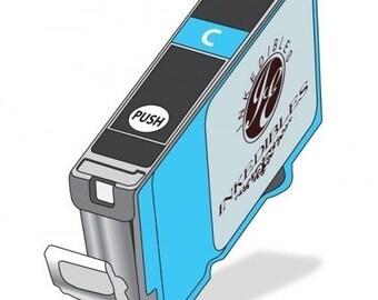 Inkedibles™ Edible Ink Cartridge for Epson T079220 (CYAN)