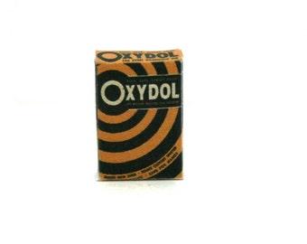 Oxydol Soap Flakes Packet Dolls House Miniature