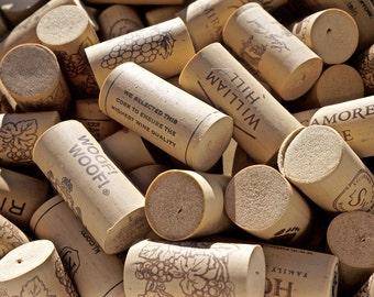 340 composite wine corks-used