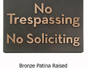 "Neutraface Custom Phrase Plaque  12.5""W  x 8.75""H by Atlas Signs"