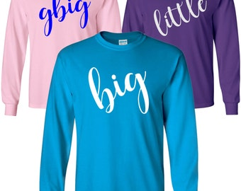 big little shirt, big little sorority shirts, big little sorority, gbig, little, big, sorority shirts, big little gifts, reveal gift