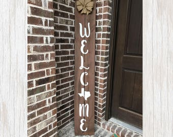 Wood Porch Signs, Wood Porch Decor, Wood Signs, Porch Signs, Outside Signs, Outside Welcome Sign, Wood Signs Outdoor, Wood Signs Outside