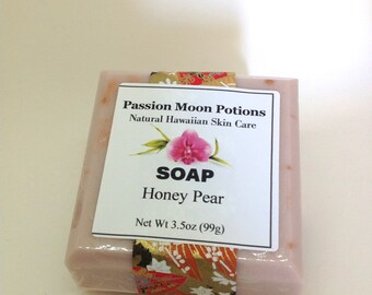 Honey Pear Soap
