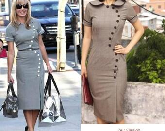 JUNE rockabilly vintage inspired dress celeb inspired