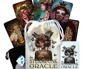 The Steampunk Tarot Oracle