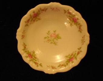 Johann Haviland Floral Dish     p162
