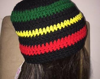 rasta hat
