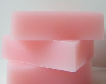 Pink Grapefruit Soap - Natural - Vegan