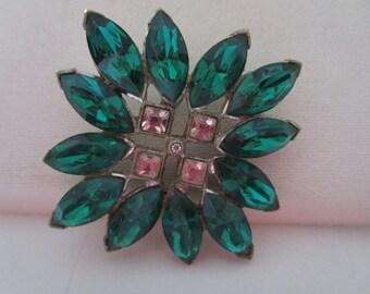 Vintage Green Pin