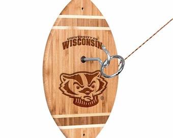 Wisconsin Badgers Tiki Toss