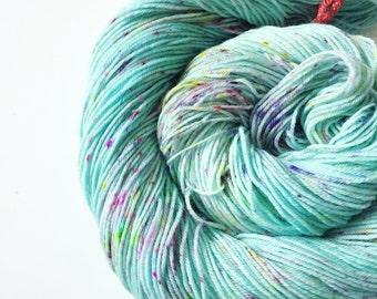 Wildflower Speckled Sock Yarn