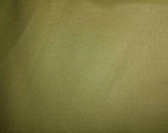 Yellow Fleece Fabric