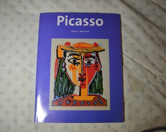 ON SALE  Book-Picasso by Ingo F.Walther