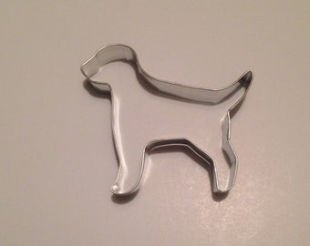 "4.25"" Labrador / Dog Cookie Cutter"