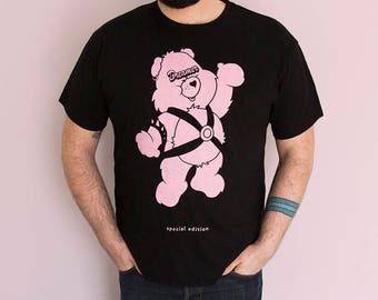 The Special Edition Leather Bear