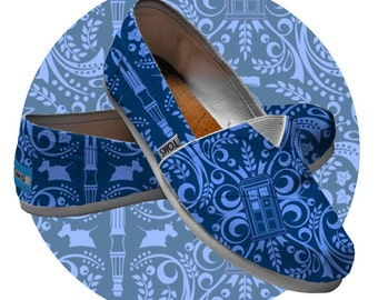 Doctor Who Pattern Toms