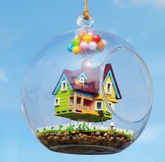 Sale 12cm hanging glass terrarium kit diy up glass house solutioingenieria Image collections