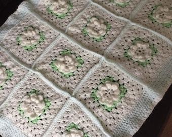 Crib /baby blanket