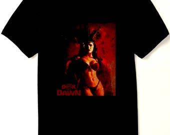 From Dusk Till Dawn T Shirt - 90's Vampire Movie Classic - New