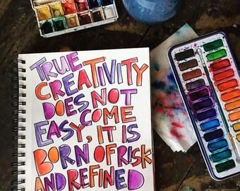 True Creativity