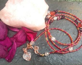 Simply Love Crystal Waistbead