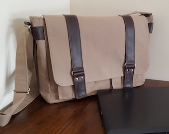 Sawyer Satchel: DIGITAL Sewing Pattern