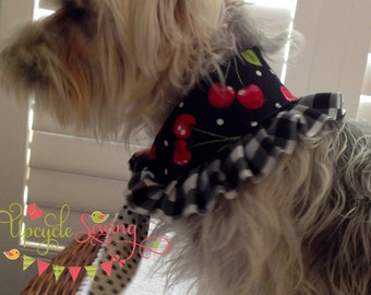 Easy Doggie Bandana E-Pattern and Tutorial.