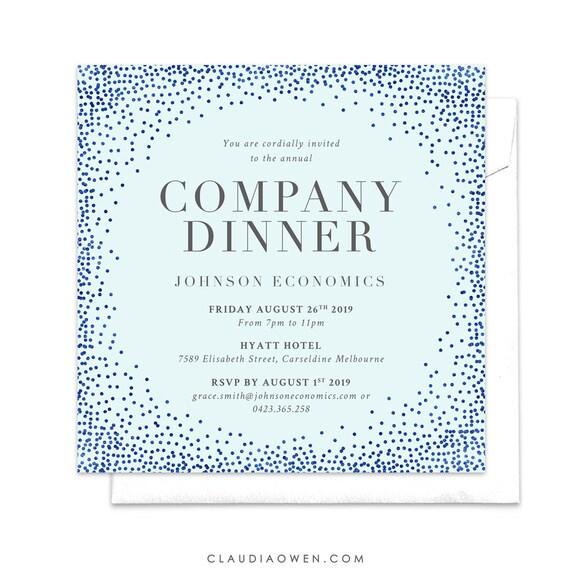 invitation business