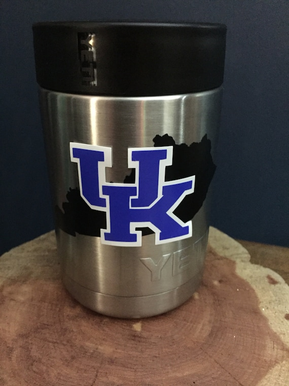 Kentucky Decal Kentucky Wildcats Kentucky Yeti Decal