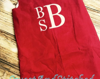 Monogrammed Christmas outfit boys, Boys Christmas overalls, Christmas longall, Baby Boy Christmas outfit, boys 1st Christmas outfit