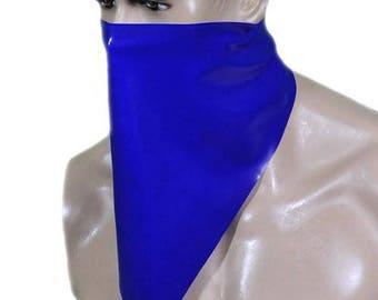 Latex Scarf Western Scarf bandana